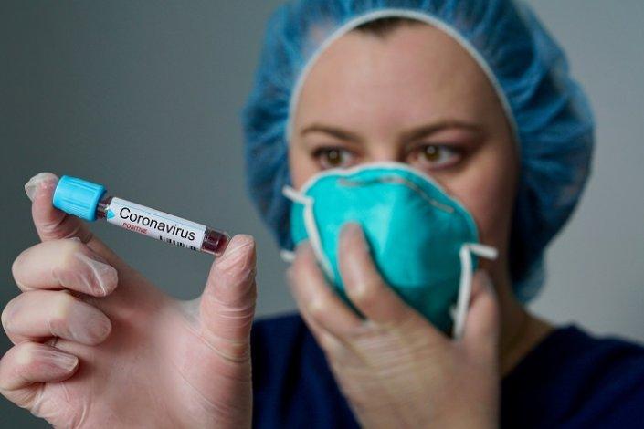 Воскресная статистика по коронавирусу в Астрахани