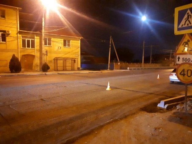Астраханский студент погиб под колёсами иномарки