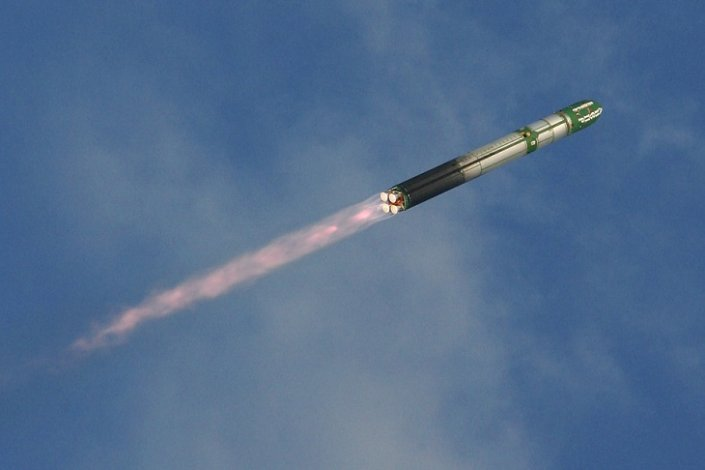 Из Астраханской области запущена ракета по цели в Казахстане