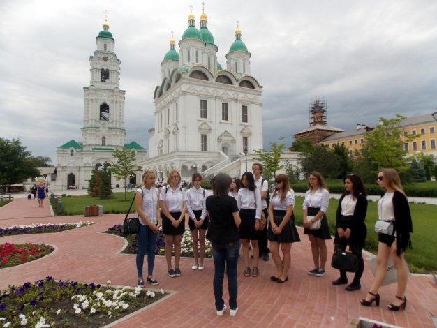 Как развить астраханский туризм