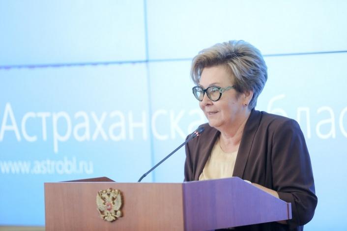 В контрольно-счетной палате Астраханской области новое руководство