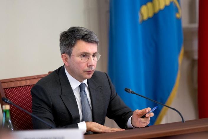Председатель правительства Астраханской области ушел в отставку