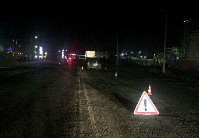 Под Астраханью насмерть сбили пешехода