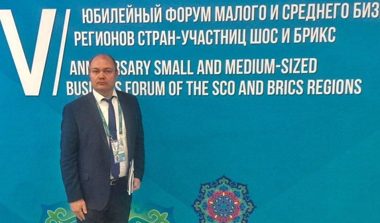 Александр СОЛОВЬЕВ: Астраханские предприниматели объединяются и защищаются
