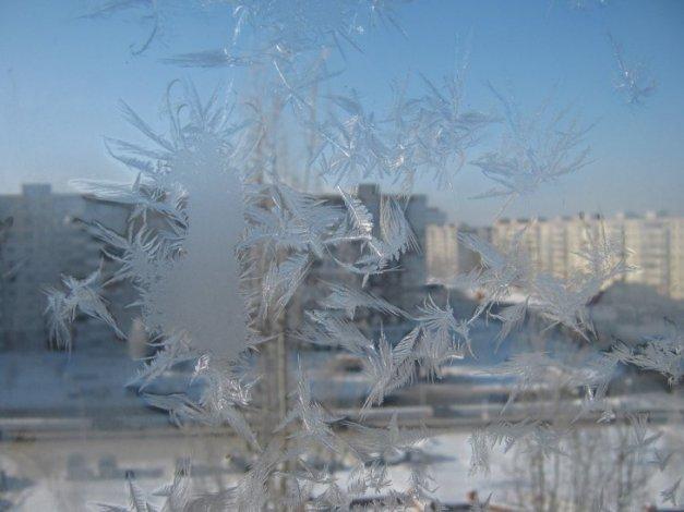 На Астрахань надвигается зима