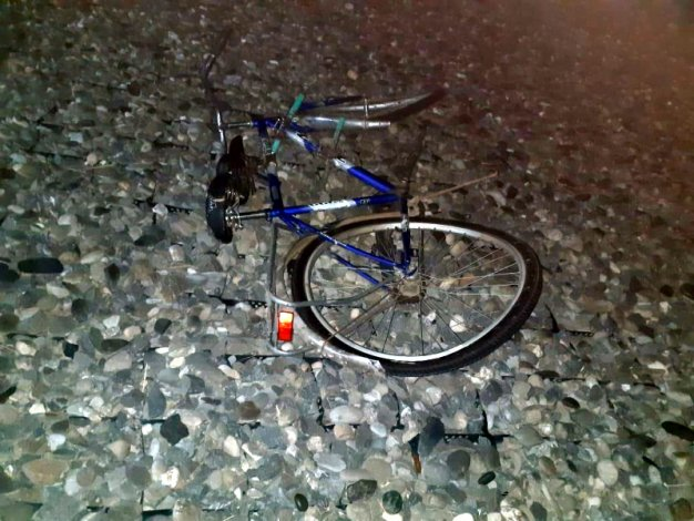 В Икрянинском районе волгоградец насмерть задавил велосипедиста