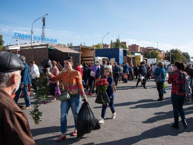 В Астрахани завершился ярмарочный сезон