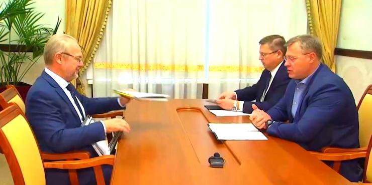 Астраханское судостроение готовится к новым заказам