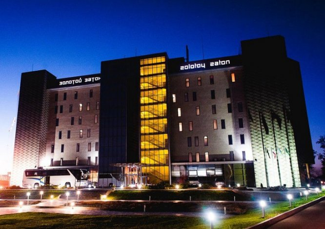 Астраханский отель «Золотой Затон» выставлен на продажу