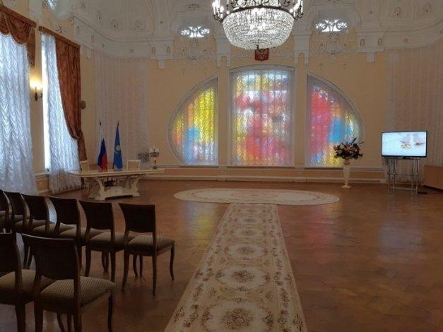 Центральный ЗАГС Астрахани преобразился