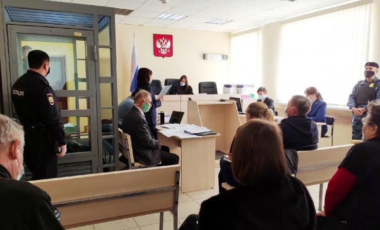На первом заседании по делу Султанова и Шведова защита ходатайствовала о возврате дела прокурору