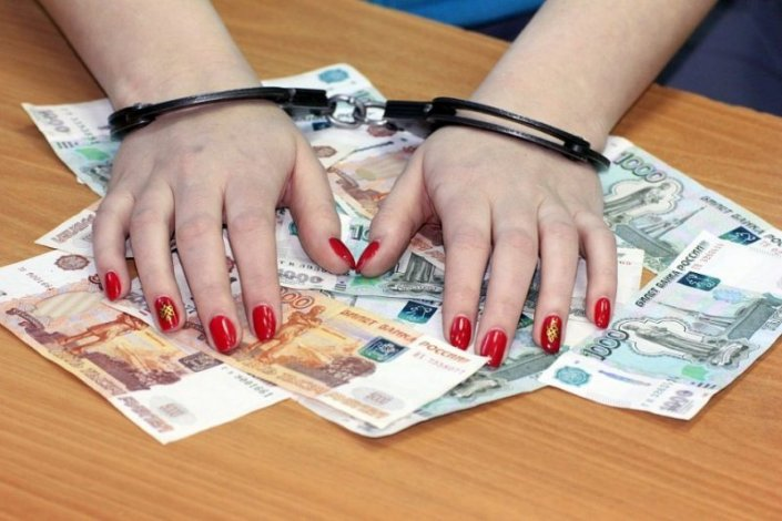 Бухгалтер харабалинского ДК не устояла перед соблазном залезть в карман государства