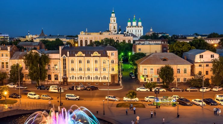 Стал известен прогноз погоды в Астрахани на 17-18 октября