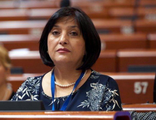 Азербайджанский парламент возглавила женщина