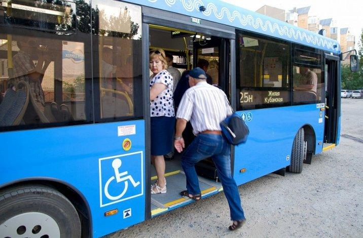Минусы астраханских автобусов