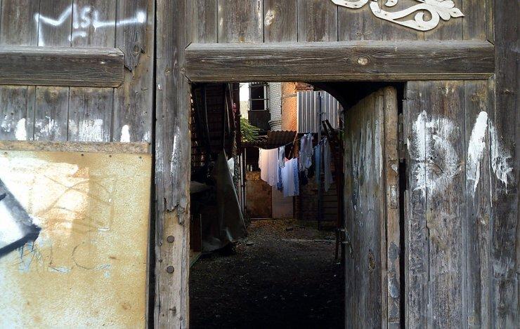 Подворотни старой Астрахани: взгляд снаружи