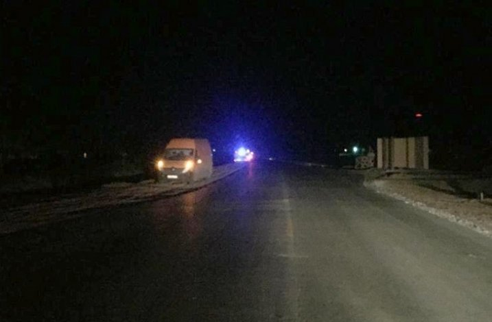 На трассе в Астраханской области погиб слабовидящий пешеход
