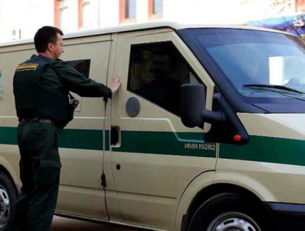 Нападение на инкассаторов произошло в Астрахани