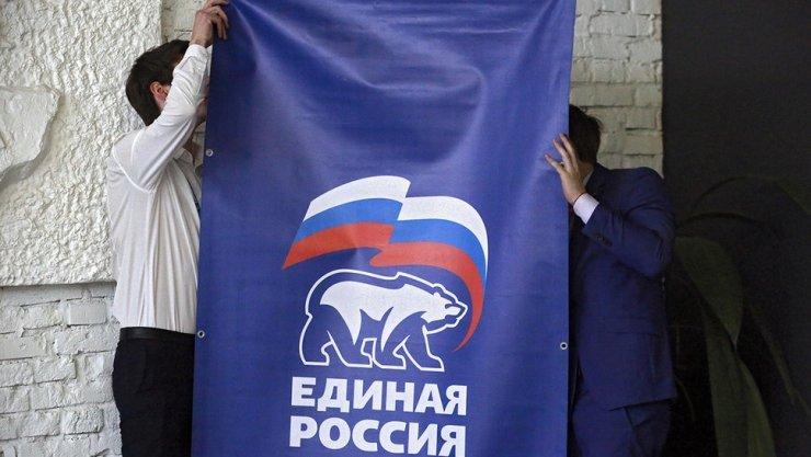 Игорь Мартынов по-прежнему руководит астраханской «Единой Россией»