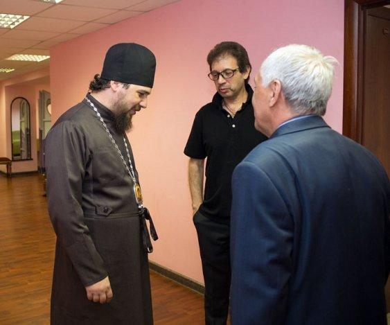 Епископ Ахтубинский и Енотаевский Антоний о Константине Уральском