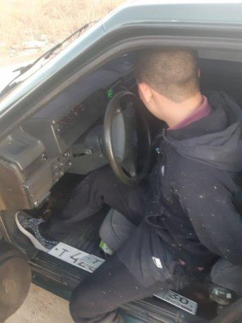 Рискуя жизнью, астраханский полицейский задержал преступника