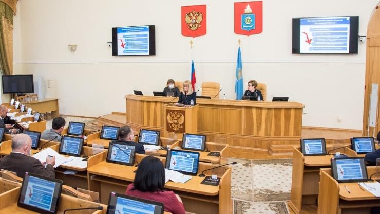 Депутаты внесли рекомендации в проект дефицитного бюджета Астраханской области