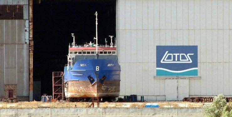 Судостроительный завод «Лотос» зафиксировал убытки