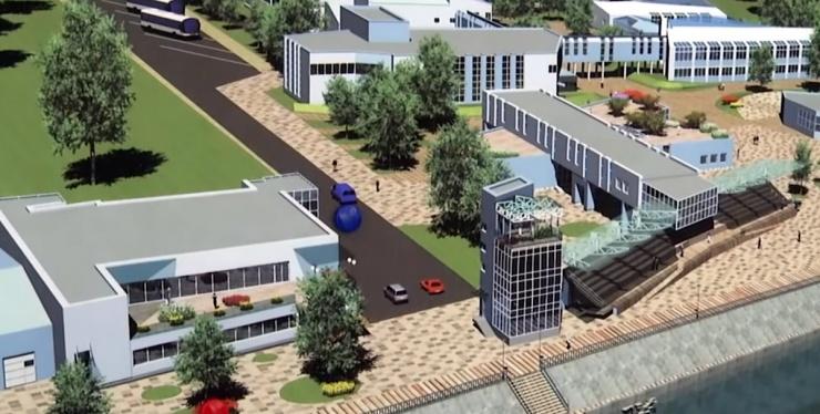 Вскрылись махинации при строительстве астраханского Центра водных и гребных видов спорта