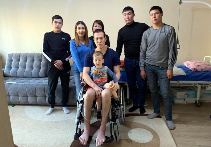 Астраханец Наиль Галиев нуждается в помощи