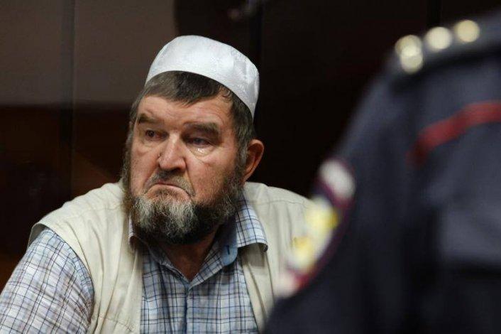 Астраханскую колонию покинул имам Велитов