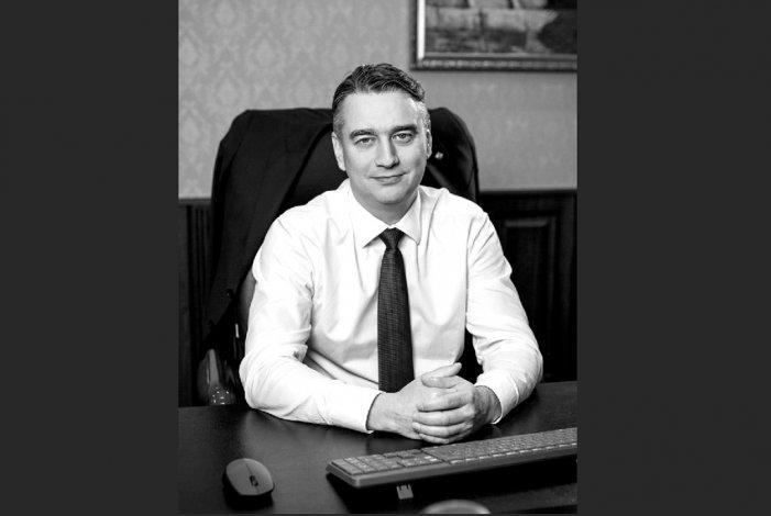 Управляющий астраханским отделением Сбербанка Роман Дубинский: мы уже живем в будущем