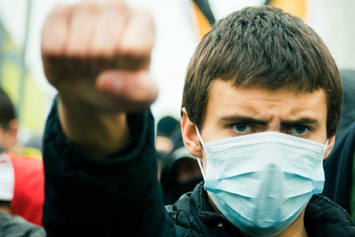 В Астраханской области превышен эпидемпорог