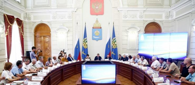 Губернатор Игорь Бабушкин анонсировал астраханскую транспортную реформу