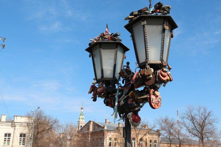 Астраханцев на этой неделе ждёт апрельская погода