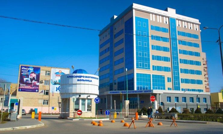 Новый корпус Александровской больницы в Астрахани может не появиться
