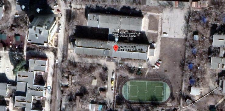 Астраханский технический лицей вошел в топ-20 школ ЮФО