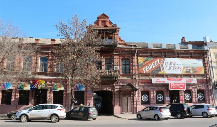 Улицы Астрахани приведут к гармонии общего дизайна