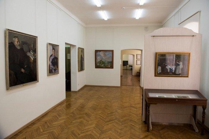 Астраханская картинная галерея приглашает на онлайн-экскурсии