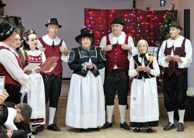 Немецкая диаспора Астрахани отметила европейское Рождество