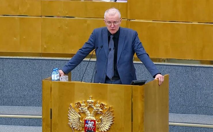 Станет ли вновь депутатом Госдумы Олег Шеин?
