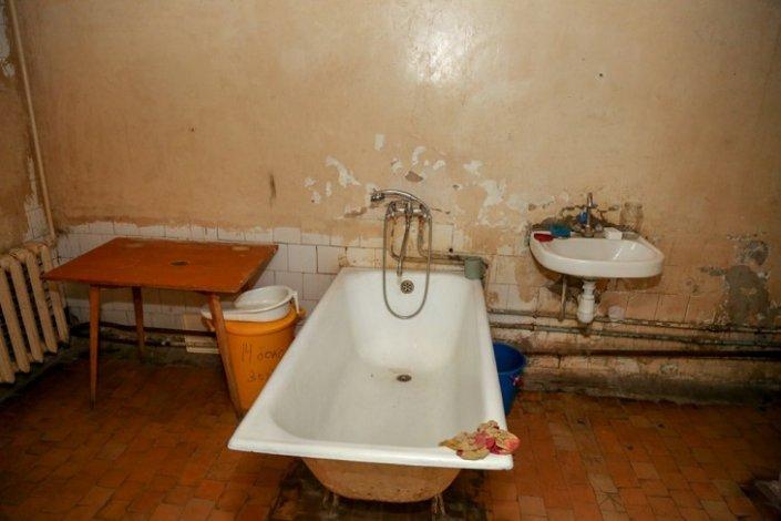В самой запущенной больнице Астрахани идёт капитальный ремонт