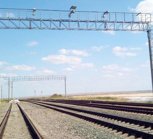 Систему энергоэффективного освещения внедрили на станции Нижний Баскунчак