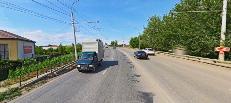 Второй мост через реку Царев в Астрахани готовится к ремонту