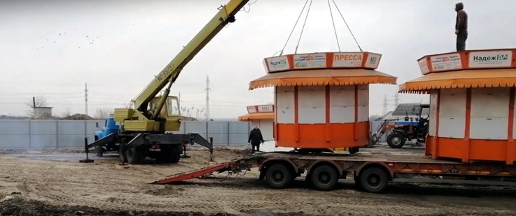 Бизнес-омбудсмен Титов отметил «необоснованный» демонтаж киосков в Астрахани