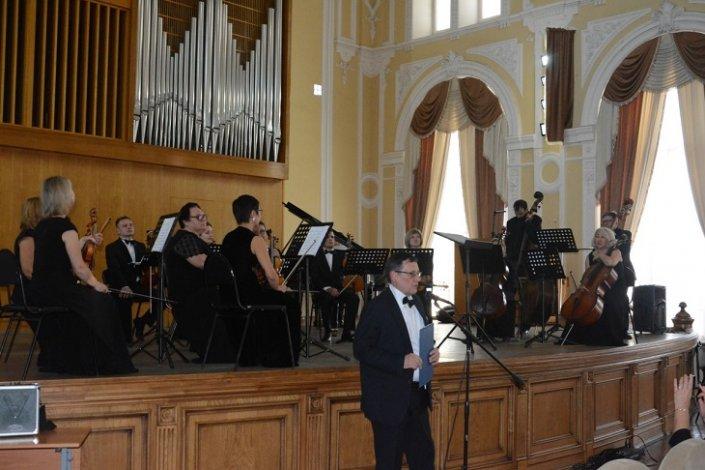 В Астраханской консерватории стартовал международный фестиваль