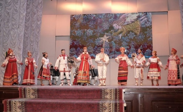 Рождественские социально-благотворительные акции проходят в Астрахани