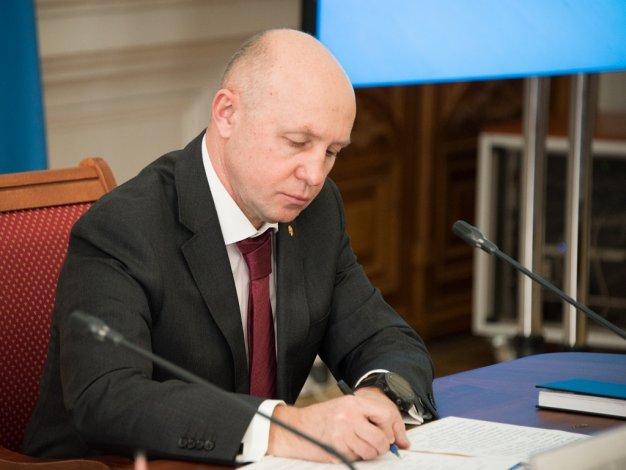 Руководитель администрации астраханского губернатора ушёл в отставку
