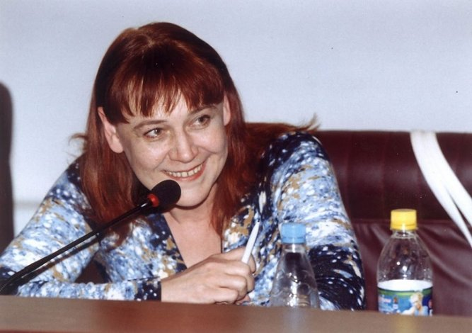 Из жизни ушла астраханский журналист Елена Жарикова