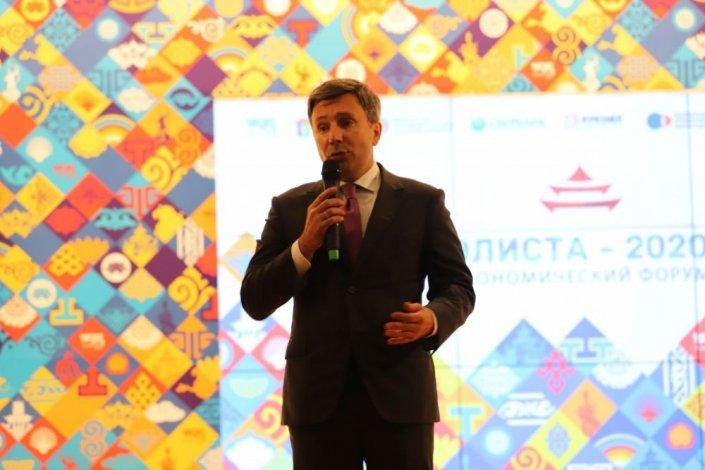 Астраханское правительство и удивительный Шарыкин