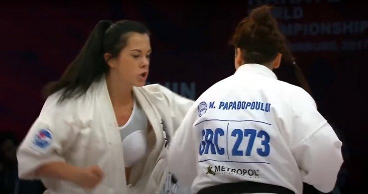 Астраханские спортсмены победили на первенстве по кёкусинкай